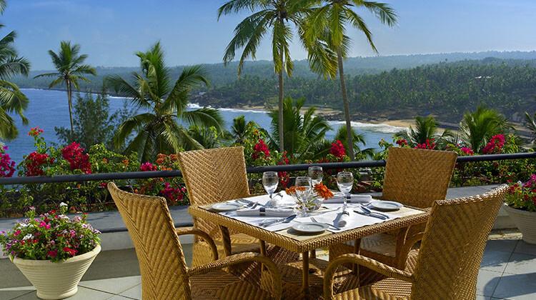 The Raviz Kovalam - Terrace Restaurant