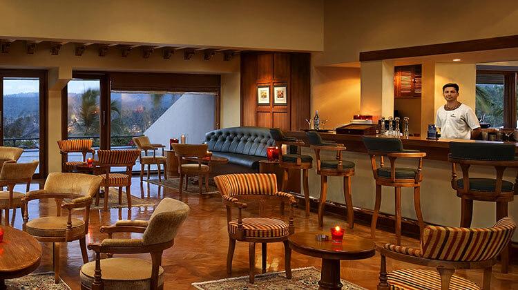 Bar Restaurant Interior
