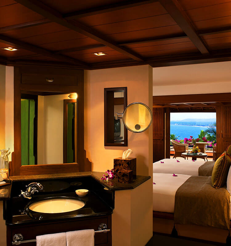Sea View Room - The Raviz Kovalam