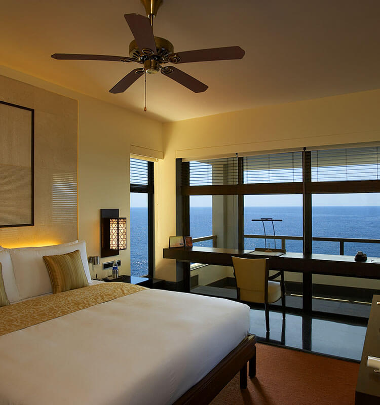 Suite Room - The Raviz Kovalam