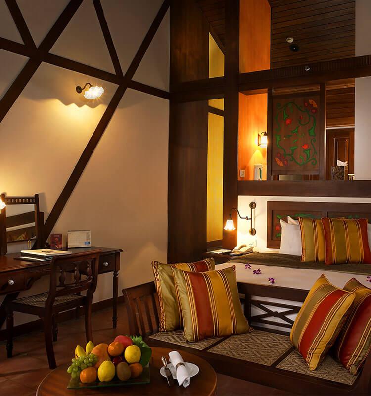 Cottage Room - The Raviz Kovalam