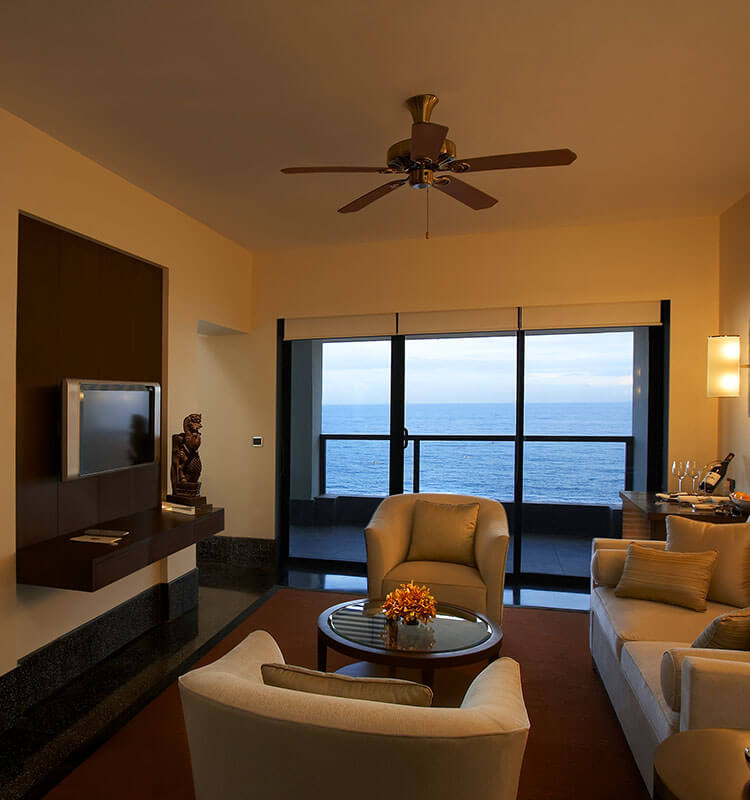 Luxury Suite Room - The Raviz Kovalam