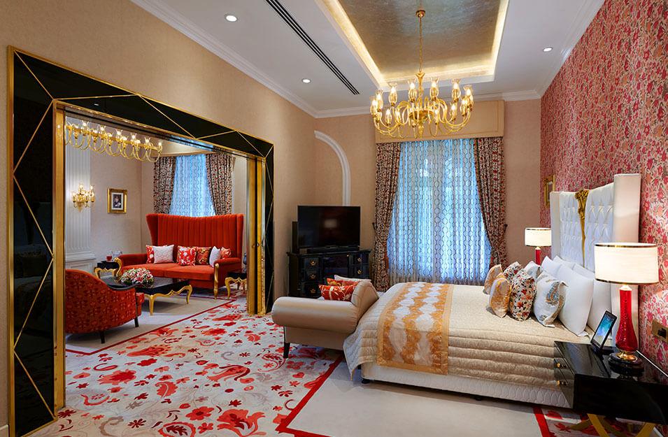 Suite Sri Lakshmi - Luxury Bedroom