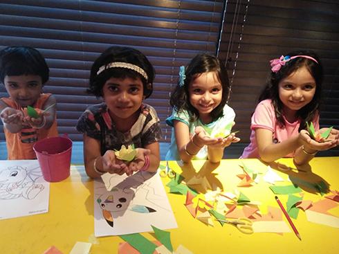 Kids Activities - The Raviz Kovalam