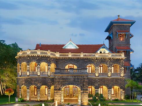 Kovalam Palace - The Raviz