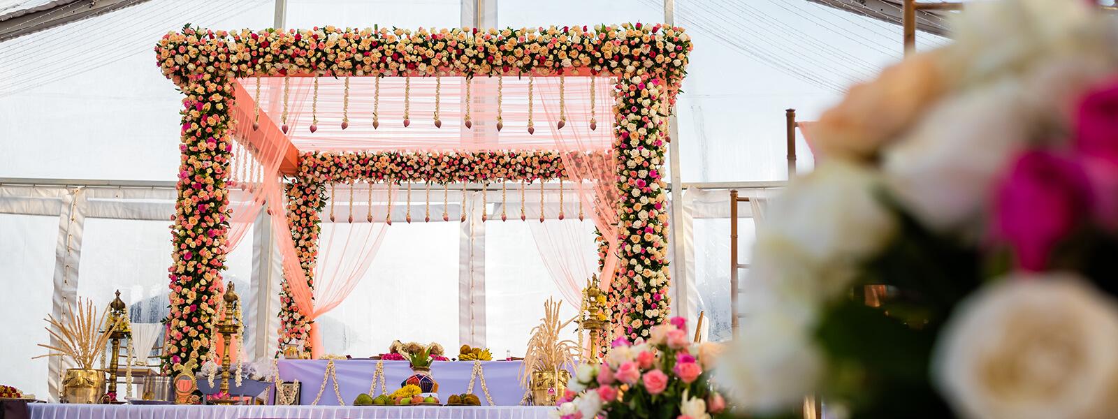Wedding Venue - The Raviz Kovalam