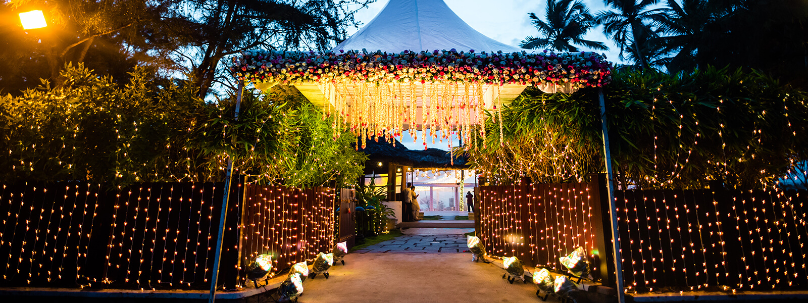 The Raviz Kovalam - Wedding Venues