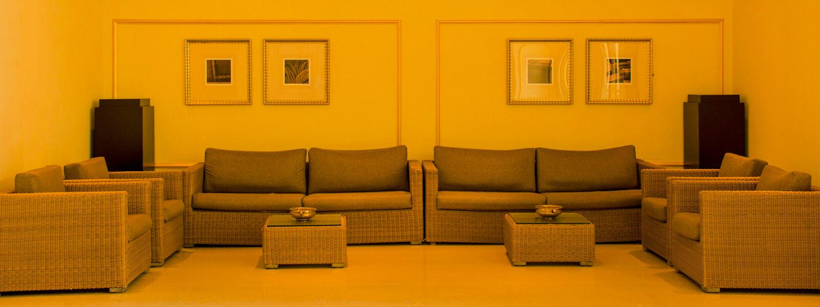 Interior - The Raviz Kovalam