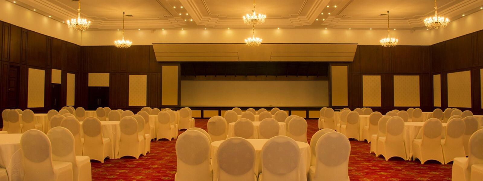 The Raviz Kovalam - Meeting Hall